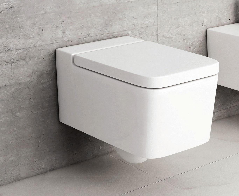 Alex Mercieca Bathroom Centre Ltd Roca Inspira Wall Hung